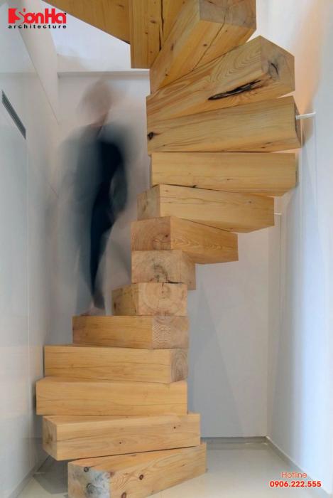 Cách tính số bậc cầu thang theo chiều cao tầng bạn nên biết