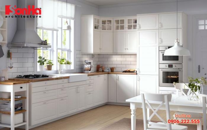 Chia sẻ cách đặt bếp theo phong thủy từ chuyên gia nhà đẹp