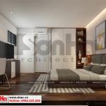 10 Thiết kế nội thất phòng ngủ hiện đại 4 căn hộ cho thuê tại hải phòng