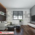 11 Mẫu cải tạo nội thất phòng khách hiện đại căn hộ cho thuê tại hải phòng