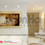 16 Mẫu nội thất wc phòng ngủ con gái biệt thự tân cổ điển đẹp tại sài gòn sh btp 0131