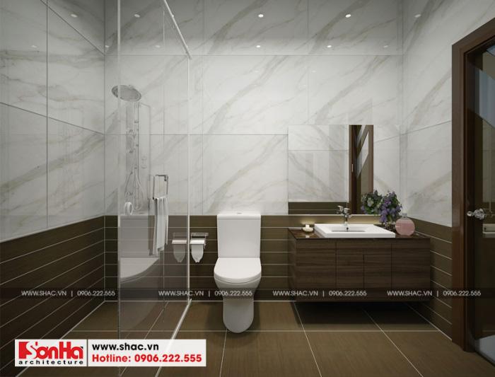 17-mau-noi-that-phong-tam-wc-nha-ong-hien-dai-dep-tai-hai-phong-700x533 Thiết kế nội thất nhà phố hiện đại diện tích 5x20m
