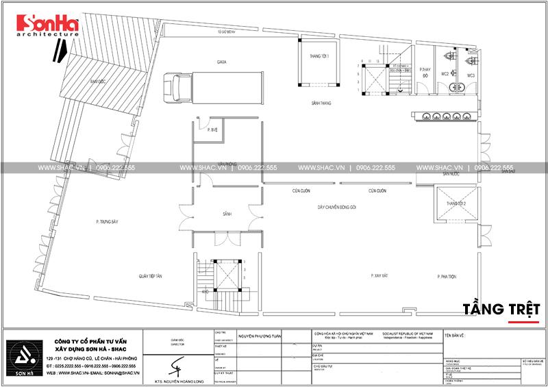 Biệt thự châu Âu diện tích 18,3x 26,9m thiết kế độc đáo tại Sài Gòn – SH BTP 0131 3