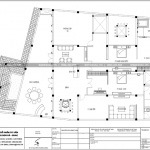 21 Mặt bằng công năng lầu 2 biệt thự tân cổ điển pháp tại sài gòn sh btp 0131