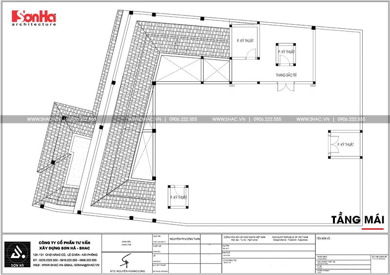 Biệt thự châu Âu diện tích 18,3x 26,9m thiết kế độc đáo tại Sài Gòn – SH BTP 0131 7