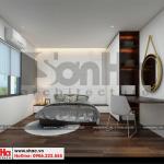 3 Cải tạo nội thất phòng ngủ hiện đại 2 căn hộ cho thuê tại hải phòng
