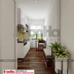 5 Thiết kế cải tạo nội thất phòng ngủ 2 căn hộ cho thuê tại hải phòng