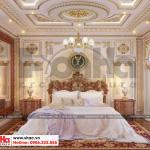6 Mẫu nội thất phòng ngủ giám đốc biệt thự tân cổ điển đẹp tại sài gòn sh btp 0131