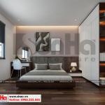 6 Mẫu nội thất phòng ngủ hiện đại 3 căn hộ cho thuê tại hải phòng