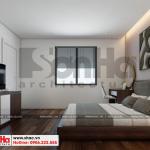 7 Cải tạo nội thất phòng ngủ hiện đại 3 căn hộ cho thuê tại hải phòng