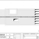 7 Mặt bằng công năng tầng mái nhà ống tân cổ điển mặt tiền 4,97m tại hải phòng sh nop 0182