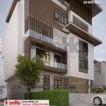 7 Thiết kế biệt thự hiện đại đẹp tại thái bình sh btd 0069