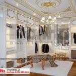 8 Mẫu nội thất khu thay đồ phòng ngủ giám đốc biệt thự tân cổ điển xa hoa tại sài gòn sh btp 0131