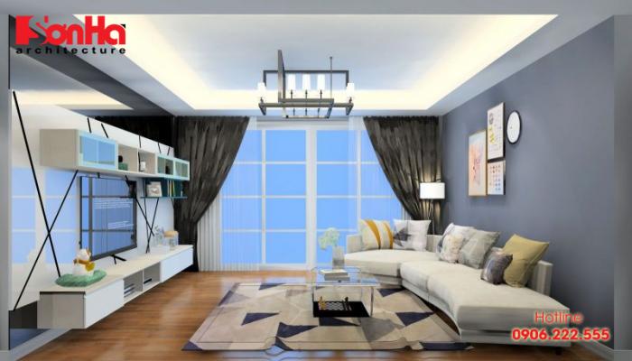 Mua sắm nội thất và cảm tính cho phòng khách là sai lầm lớn