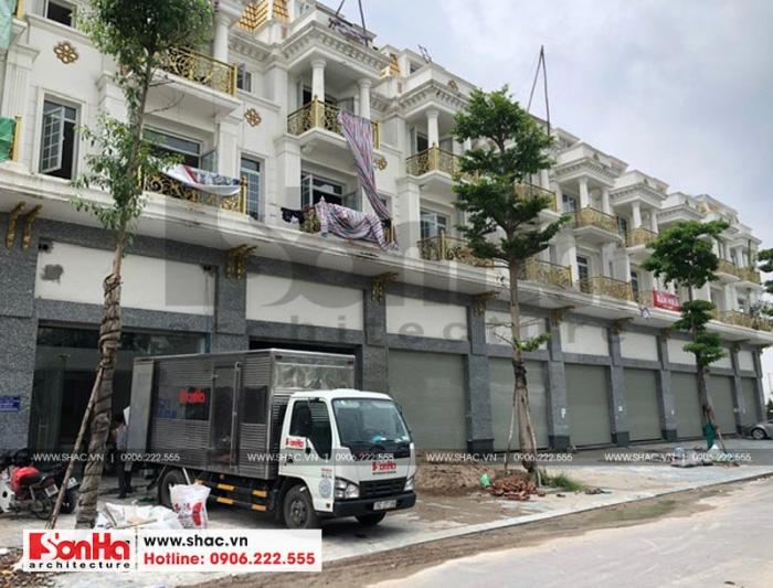 Thiết kế thi công trọn gói nội thất nhà phố shophouse 24h Vạn Phúc (Hà Đông)