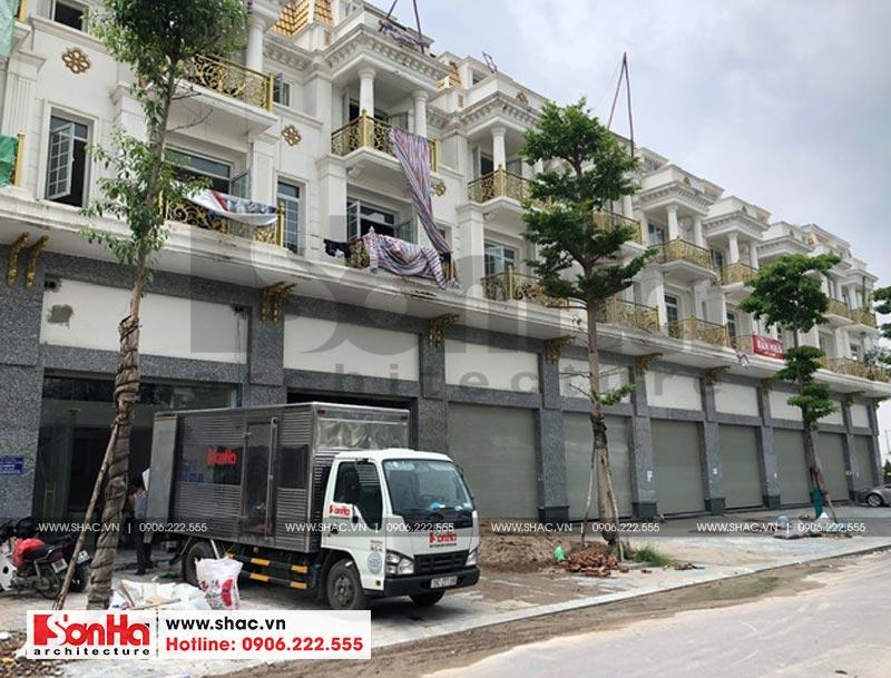 Thi công trọn gói nội thất nhà phố thương mại Shophouse Hà Đông (Hà Nội) 2