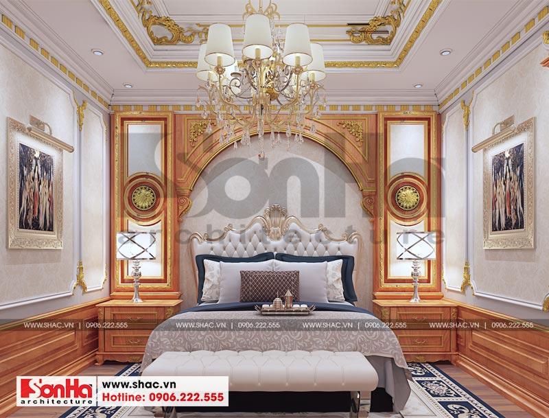 Thiết kế nội thất biệt thự đơn lập phong cách tân cổ điển tại Senturia Vườn Lài (Sài Gòn) 7