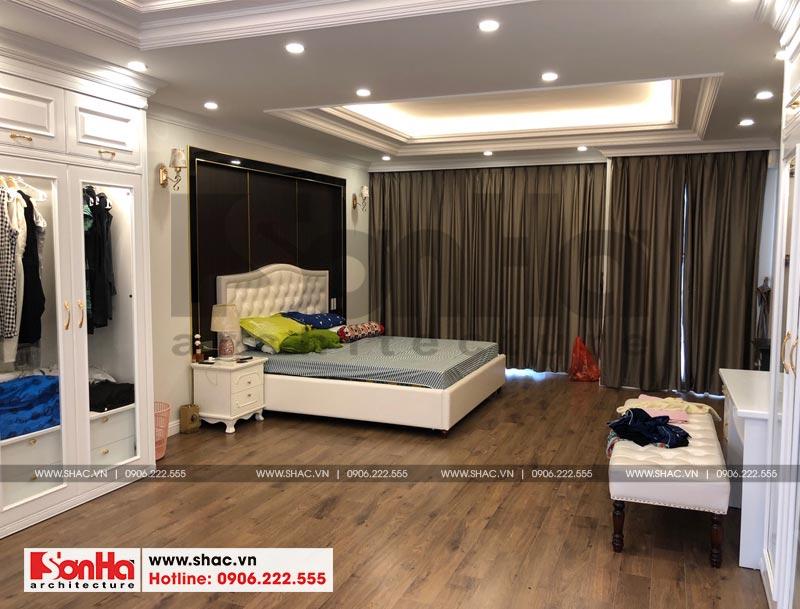 Thi công trọn gói nội thất nhà phố thương mại Shophouse Hà Đông (Hà Nội) 10