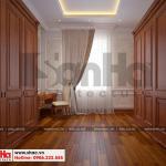 12 Mẫu nội thất khu thay đồ phòng ngủ 2 biệt thự tân cổ điển tại hà nội sh btp 0132