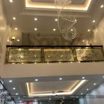 13 Ảnh thực tế nội thất sảnh tầng 1 khu nhà phố thương mại shophouse vạn phúc hà nội