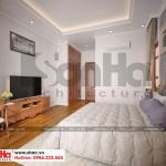 16 Mẫu nội thất phòng ngủ 4 biệt thự tân cổ điển đẹp tại hà nội sh btp 0132