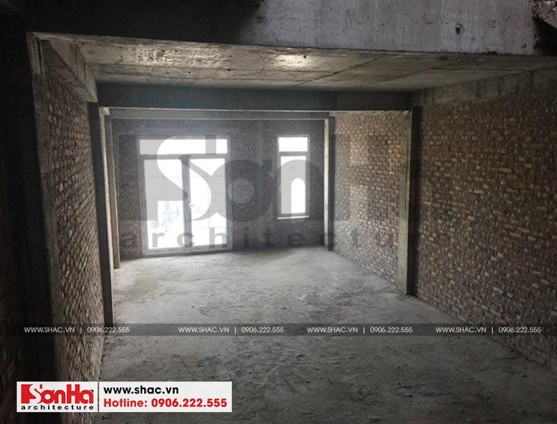 Thi công trọn gói nội thất nhà phố thương mại Shophouse Hà Đông (Hà Nội) 4