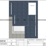 7 Mặt bằng công năng tầng mái biệt thự hiện đại 3 tầng tại quảng ninh sh btd 0070
