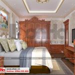 7 Thiết kế nội thất phòng ngủ 1 tân cổ điển khu đô thị Senturia Vườn lài An Phú Đông Sài Gòn