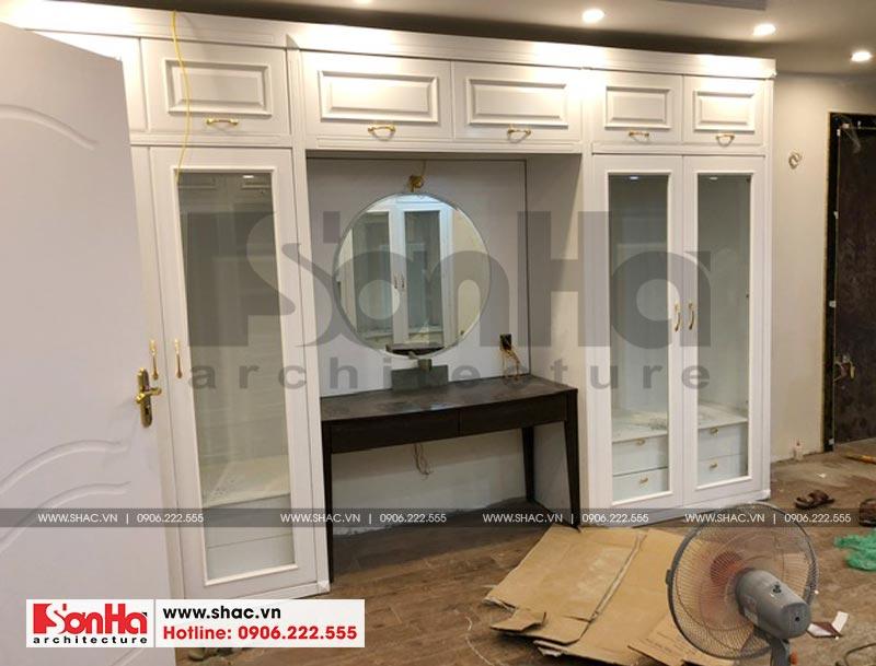 Thi công trọn gói nội thất nhà phố thương mại Shophouse Hà Đông (Hà Nội) 8
