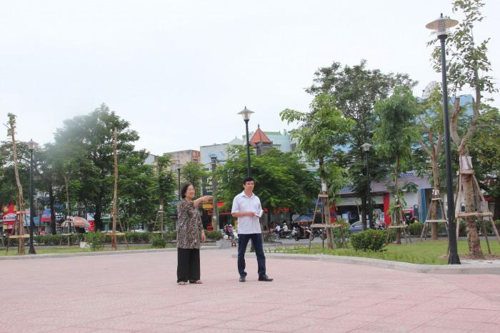Tên doanh nhân Sơn Hà có được đặt cho công viên mới ở Hải Phòng? 1