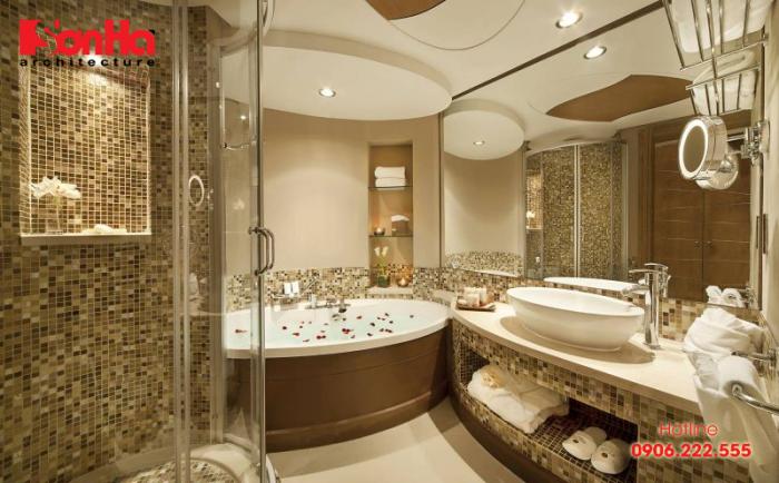 các thông số và kích thước chi tiết về phòng tắm vệ sinh tiêu chuẩn cập nhật