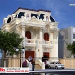 4 Mẫu biệt thự cổ điển kiểu pháp đẹp tại hải phòng sh btp 0133