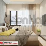 5 Thiết kế nội thất phòng ngủ hiện đại 1 căn hộ chung cư wilton tower sài gòn