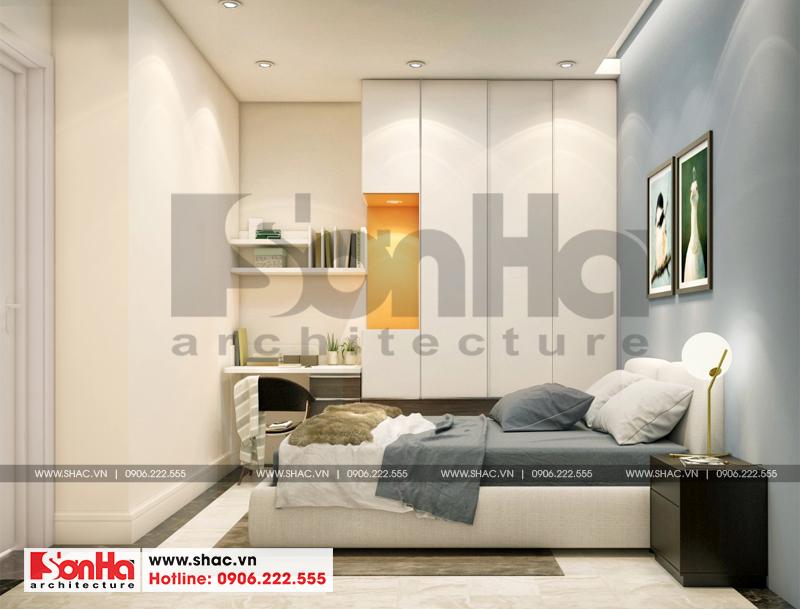 Thiết kế nội thất căn hộ chung cư 63m2 tại Wilton Tower (TP. Hồ Chí Minh) 5
