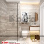8 Mẫu nội thất phòng tắm wc căn hộ chung cư wilton tower sài gòn