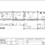 9 Mặt bằng công năng tầng 1 nhà ống tân cổ điển đẹp tại phú thọ sh nop 0184