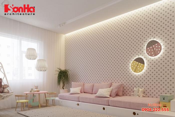 Pastel trải dài từ các sắc xanh trung tính đến dải màu hồng ngọt ngào