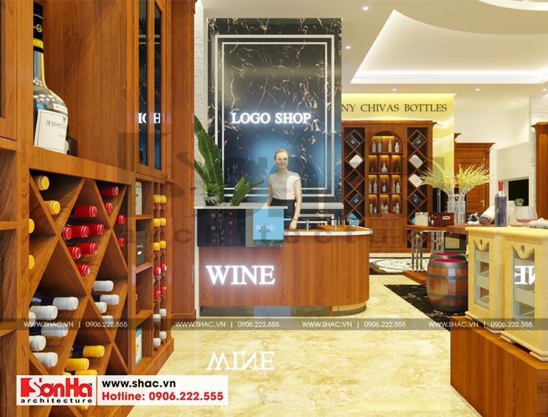 Thiết kế thi công nội thất nhà phố liền kề 97,5m2 phong cách tân cổ điển tại khu Shophouse Hạ Long – Quảng Ninh 1