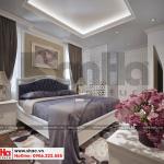 10 Thiết kế nội thất phòng ngủ 2 biệt thự hiện đại mặt tiền 9m tại hải phòng sh btd 0071