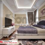 11 Mẫu nội thất phòng ngủ 2 biệt thự hiện đại tại hải phòng sh btd 0071