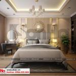 13 Thiết kế nội thất phòng ngủ 1 khu shophouse tại quảng ninh