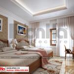 13 Thiết kế nội thất phòng ngủ 6 biệt thự phong cách pháp tại ninh bình sh btp 0134