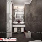 15 Mẫu nội thất phòng tắm wc biệt thự hiện đại mặt tiền 9m tại hải phòng btd 0071
