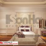 15 Thiết kế nội thất phòng ngủ vip biệt thự pháp tại ninh bình sh btp 0134