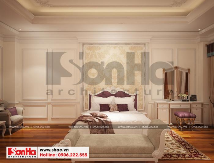 Mãn nhãn với thiết kế phòng ngủ đơn đưcọ trang trí gam màu sang trọng tinh tế