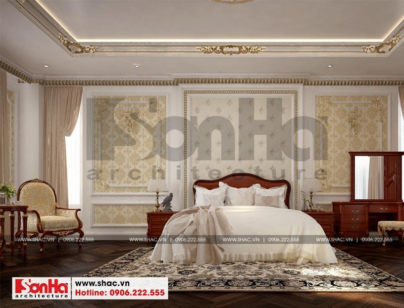 Thiết kế nội thất biệt thự lâu đài xa hoa bậc nhất phố núi Pleiku (Gia Lai) 13