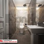 16 Thiết kế nội thất phòng tắm wc biệt thự hiện đại tại hải phòng btd 0071