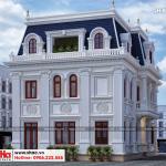 3 Thiết kế biệt thự kiến trúc tân cổ điển tại hòa bình sh btp 0135