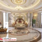 5 Thiết kế nội thất phòng ngủ 1 biệt thự lâu đài tại gia lai