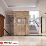 7 Thiết kế nội thất biệt thự pháp mặt tiền 9,3m tại ninh bình sh btp 0134